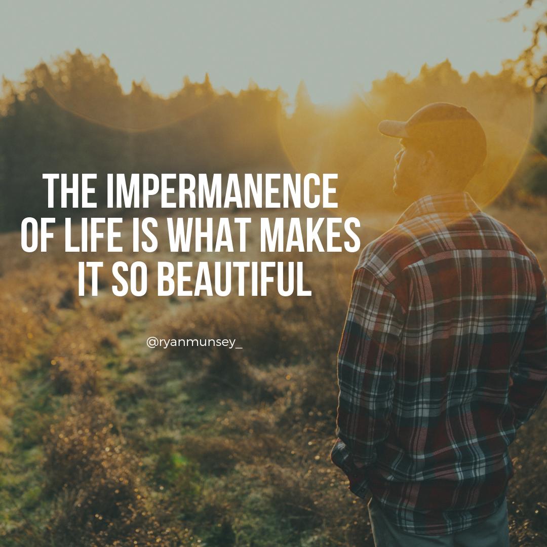 Embracing Impermanence - Yoga Shanti